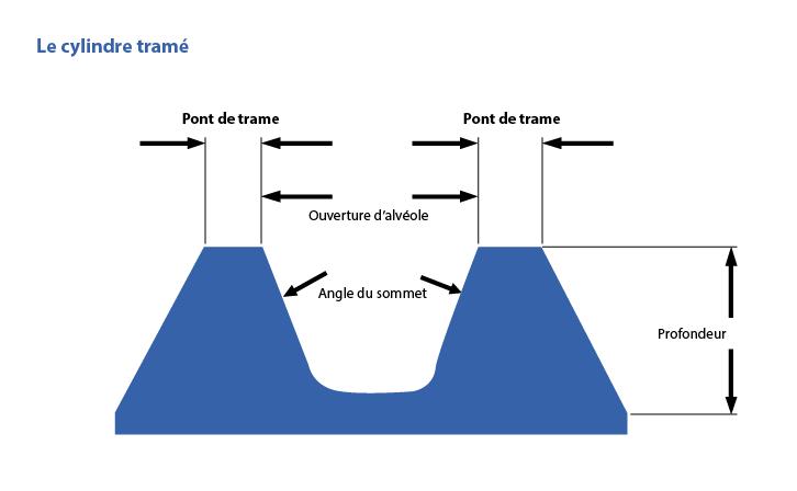 Pont de trame